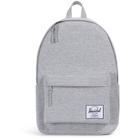 Herschel Classic X-Large Selkäreppu, light grey crosshatch